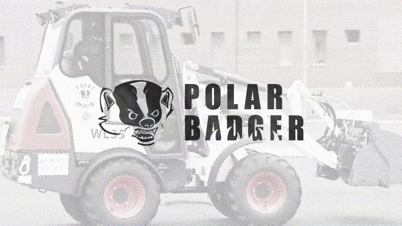 Мини погрузчик Polar Badger WL35 обновленное от 04 06 2019