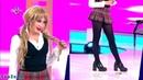 Ep.136: Opaque pantyhose college uniform on TV Fashion Show
