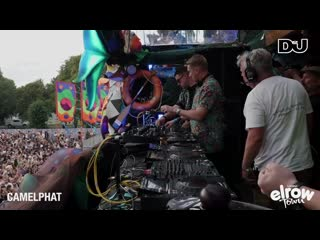 CamelPhat - Epic DJ Set Live From Elrow Town London