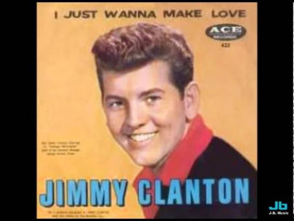 Jimmy Clanton Venus In Blue Jeans