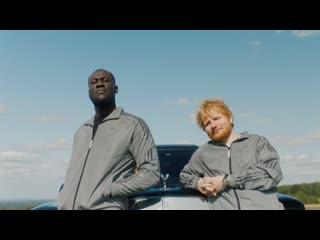 Премьера клипа! ed sheeran feat. stormzy ft. jaykae & aitch take me back to london
