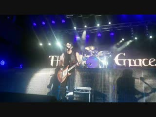 Three Days Grace. Yekaterinburg Teleclub  The Abys