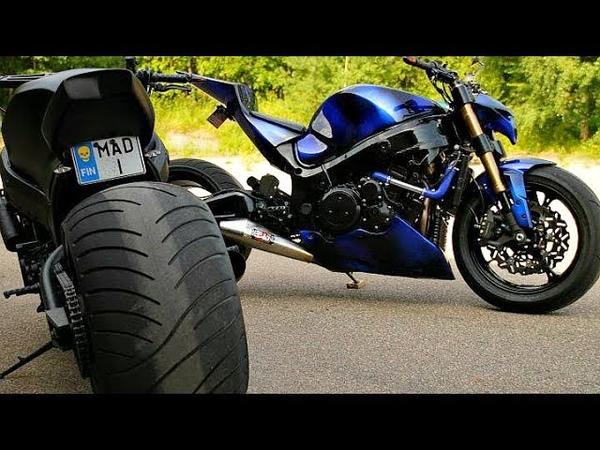 😎 Мотоциклы СтритФайтеры КАСТОМ 👊!