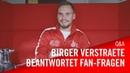 Birger Verstraete beantwortet Fan-Fragen 1. FC Köln Schuss-Rating 58 bei FIFA 20 So ein Schß!