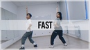 Sueco the Child - Fast (Remix) [Dance Cover by MNT]