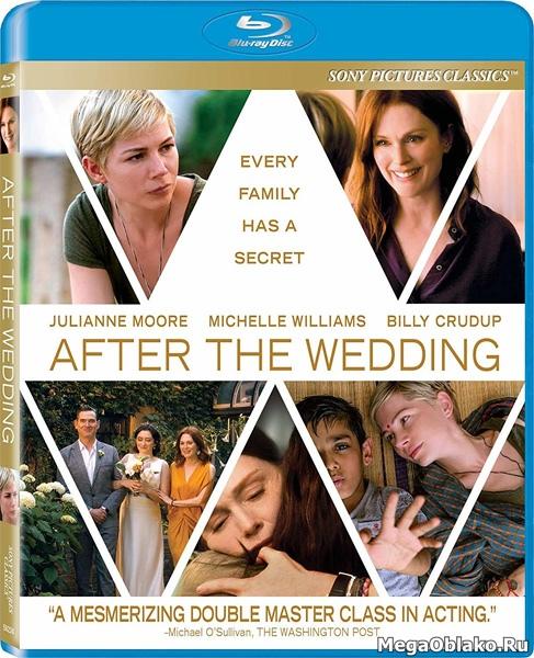 После свадьбы / After the Wedding (2019/BDRip/HDRip)