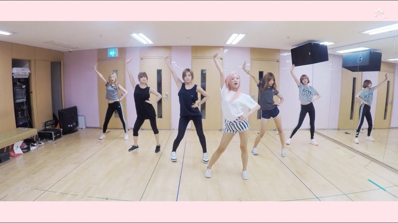Apink 에이핑크 'Remember' 안무 연습 영상 Choreography Practice Video