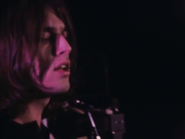 Pink Floyd Green is the Colour Live in Belgium 1969