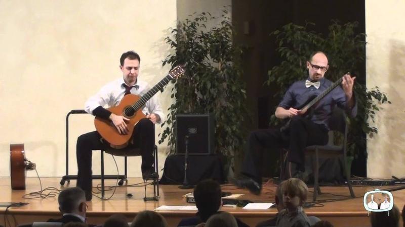 Minor Swing Bruskers Guitar Duo