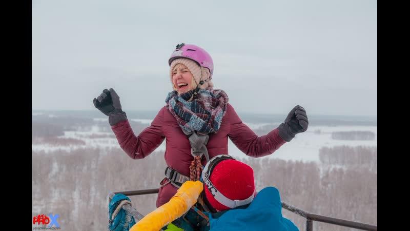 Yana ProX Rope Jumping Chelyabinsk 2020 1 jump
