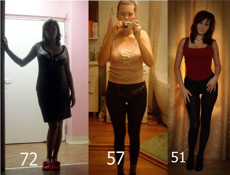 Сыроедение сильно похудел