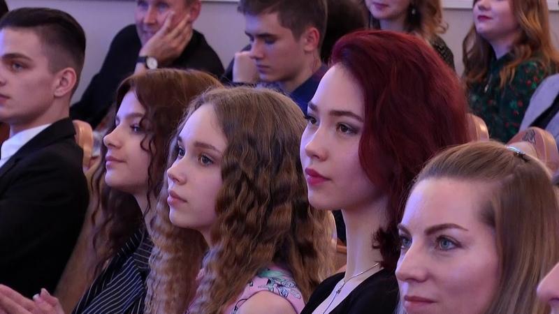 Награждение стипендиатов и лауреатов Тверской области