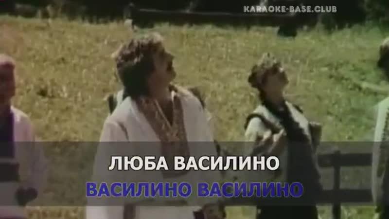 Дзидзьо DZIDZIO Василина и Іван Попович Караоке от karaoke