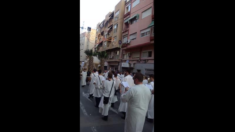 Moros y Christianos Alocante San Blas 2019