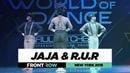 Jaja Vankova R U R FrontRow World of Dance New York 2018 WODNY18