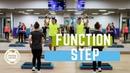 Function step / Дмитрий Шикалов / Фитнес-конвенция Т.Р.И.У.М.Ф.