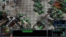 StarCraft II 4 vs 4 Ryzen 7 1700 OC Gigabyte AORUS GeForce GTX 1080 Ti 11GB Xtreme Gaming