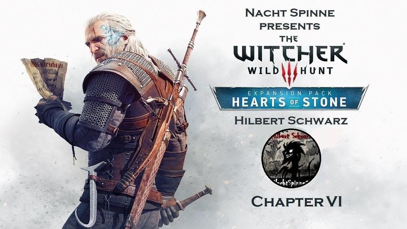 The Witcher 3 HoS Часть 6 Поиски Гнильцов Всебог Помощь нуждающимся