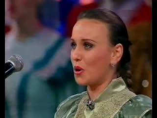 Кубанский казачий хор - Горькая моя Родина