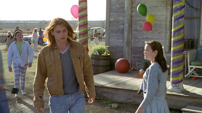 What's Eating Gilbert Grape 1993 Where is Arnie