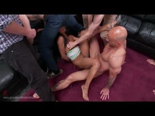 HG - Nikki Darling -  |KINK|HD 720|HGB|Hardcore Gangbang|СЕКС|БДСМ|BDSM|АНАЛ|GANGBANG 95