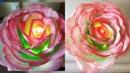 Светильник роза ЭСПЕРАНС из изолона как тонировать изолон колером DIY handmade