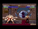 Mortal Kombat Trilogy-Kintaro Arcade Ladder