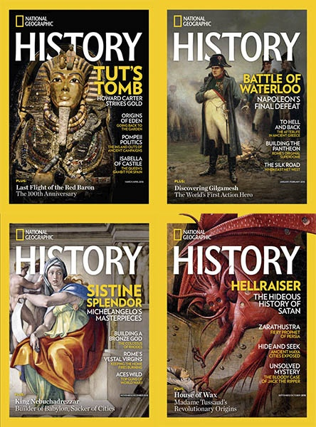 National Geographic History 01.02 2018