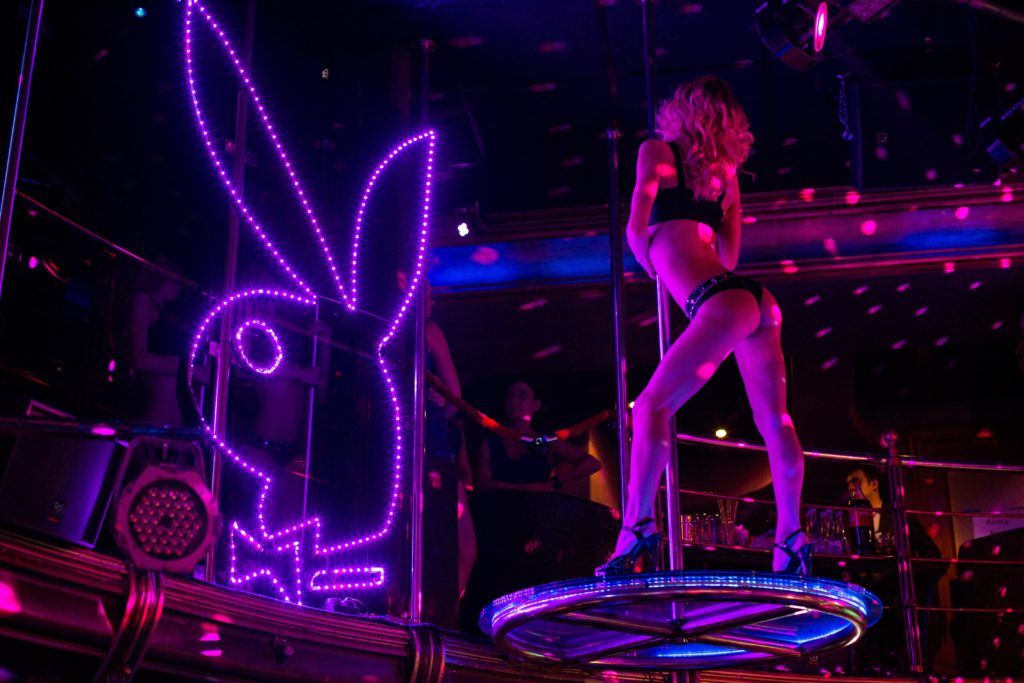 Strip Club Still Open While California Vows Legal Action