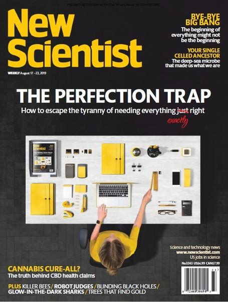 New Scientist - 17 08 2019