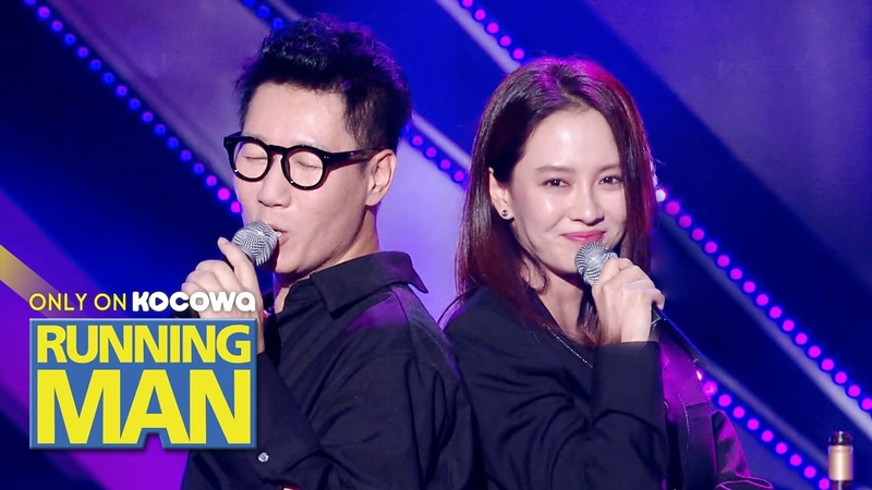 Don't Give It to Me by Seok Jin and Ji Hyo [Running Man Ep 468]