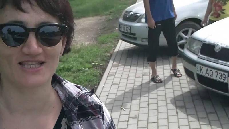 Au parcat ilegal și nu vor să fie filmați - Curaj.MD