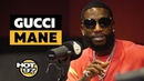Gucci Mane On Working w/ Gucci After Controversy, Snitching, How His Wife Saved Him His Influence