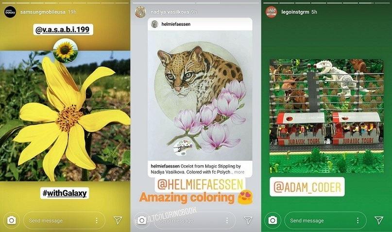 10 способов использовать истории Instagram для развития своего бизнеса, изображение №4