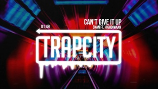 Skan - Can't Give It Up (ft. Highdiwaan)