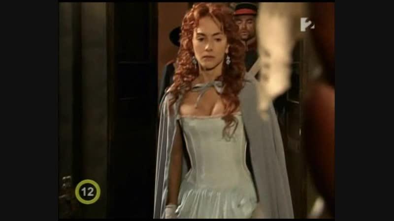 Зорро Шпага и роза Zorro La Espada y La Rosa 2007 108 серия 2