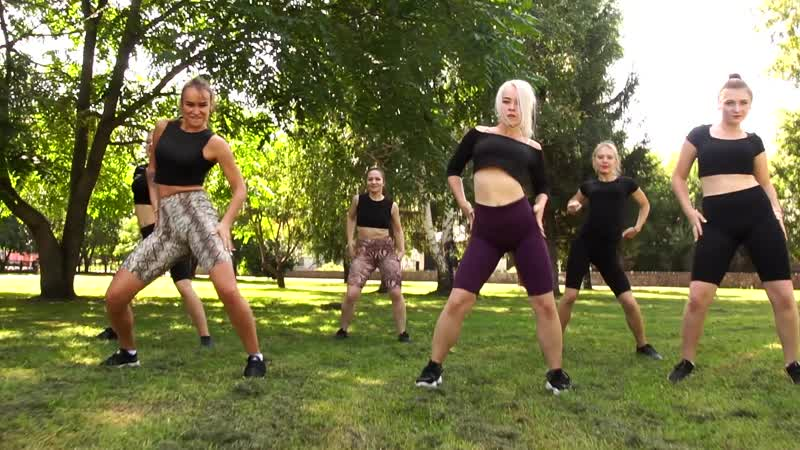 Dancehall female / Choreo Shatokhina / Crazy Girls /