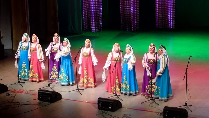 Краснослободский р-н. Фестиваль Шумбрат, Мордовия! 2016