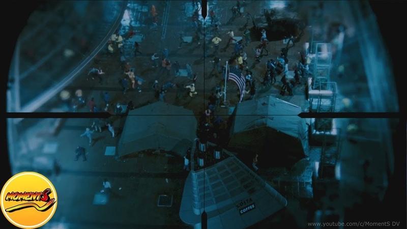 Отстрел зомби и гражданских Фильм 28 недель спустя 28 Weeks Later 2007 год
