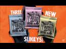 NEW! Ernie Balls Primo, Mega, and Mammoth Slinkys