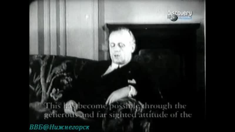 Приспешники Гитлера. Риббентроп Марионетка Документальный