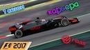 F1 2017 КАРЬЕРА 1 СЕЗОН - РОССИЯ КВАЛИФИКАЦИЯ 9