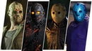 Jason Voorhees Evolution in Games(Friday the 13th)