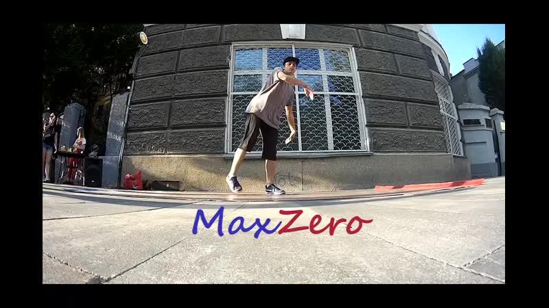 MaxZero джемы на Волжской улице