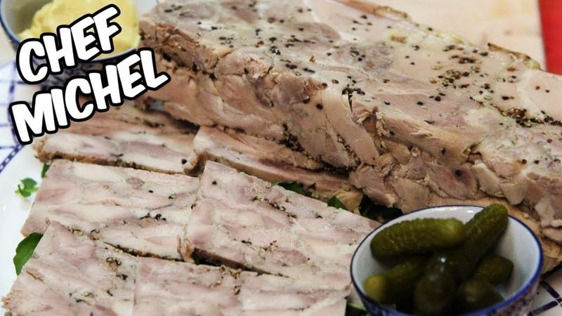 Jambon de poulet / Poulet pressé