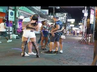 Thailand Pattaya Midnight Walking Street September 2019