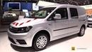 2019 Volkswagen Caddy Maxi for Service Technicians - Walkaround - 2018 IAA Hannover