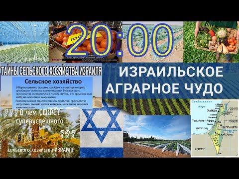 Сільське господарство Погляд з Ізраїлю Стрім о 20 00