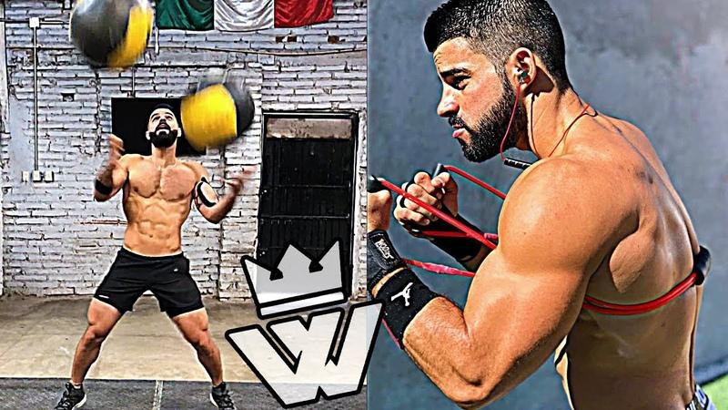 Next Level Boxing WORKOUT | Chuy Almada