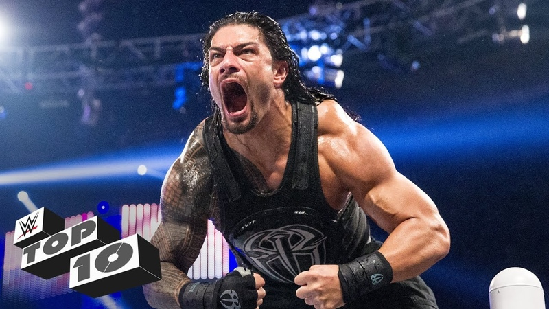 Roman Reigns' powerful displays of strength: WWE Top 10, May 20, 2019